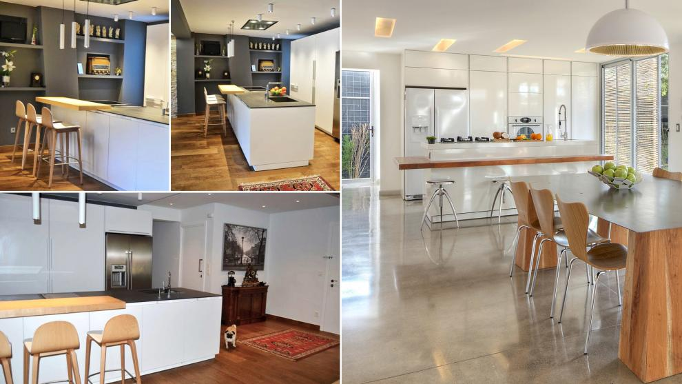 Muebles de cocina Santos diseños que se adaptan a todos los