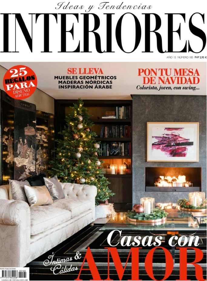Moderno revista interiores pdf adorno ideas de for Revistas decoracion interiores