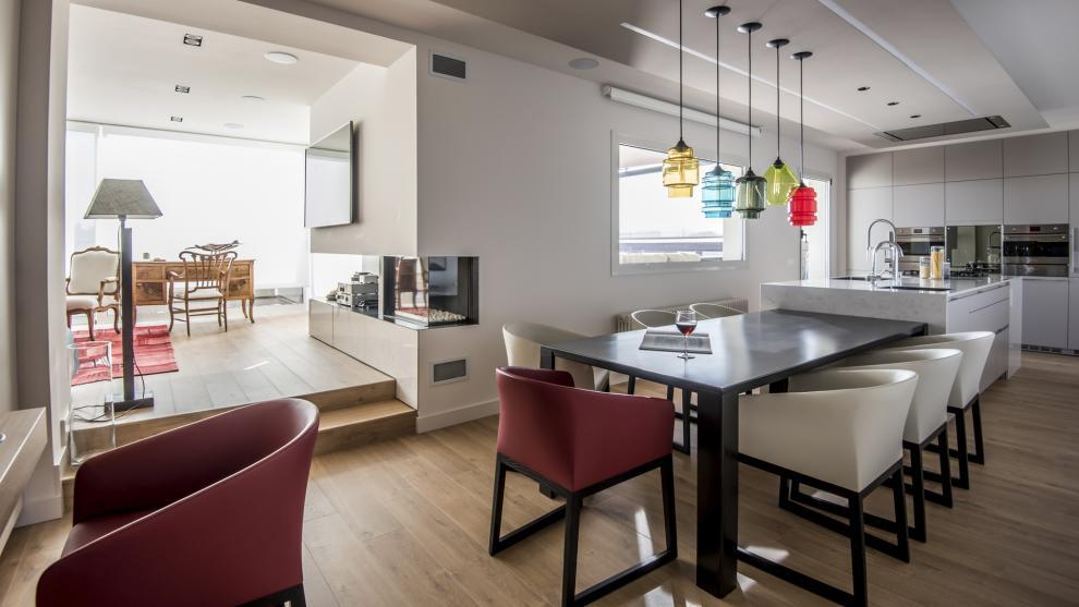 Logra una estancia m s bella y optimizada con el Cocinas abiertas con isla