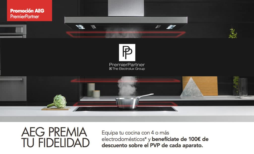 Promociones electrodomesticos AEG