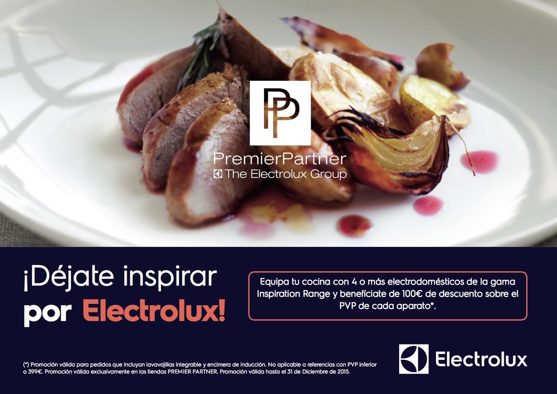 Promoción Electorlux