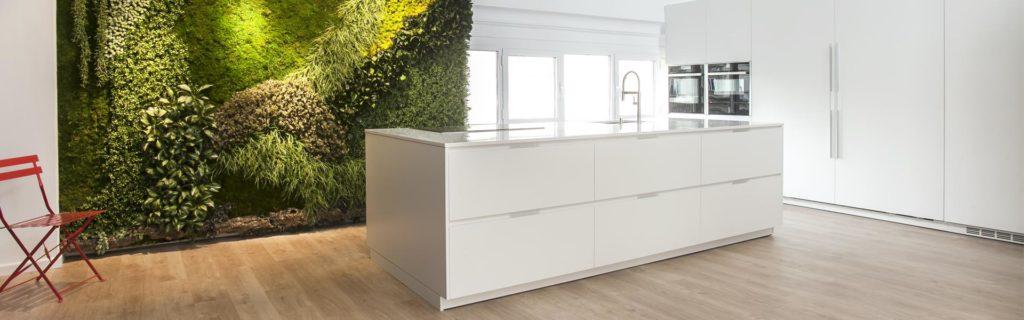 Cocinas Blancas by Santos Kitchen