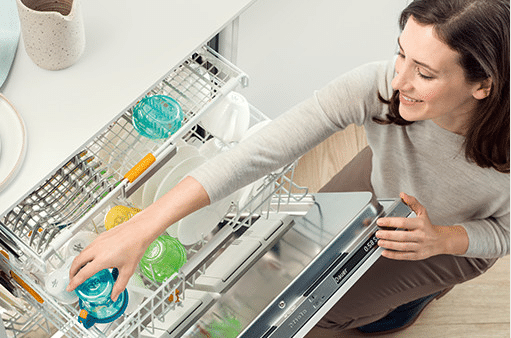 Promoción Miele un año de detergente gratis