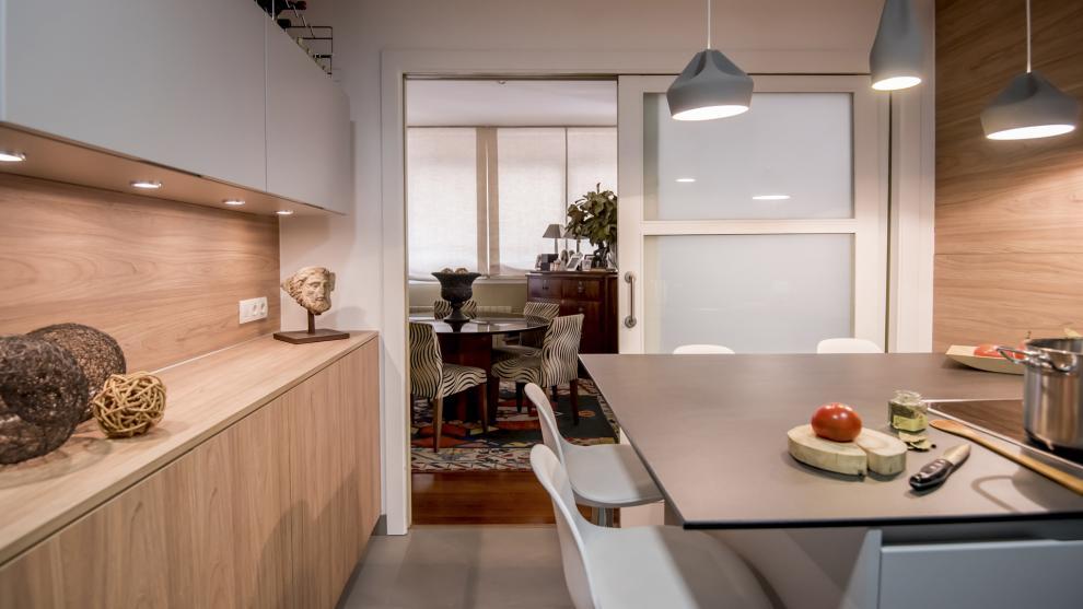 Mobiliario de cocinas Santos