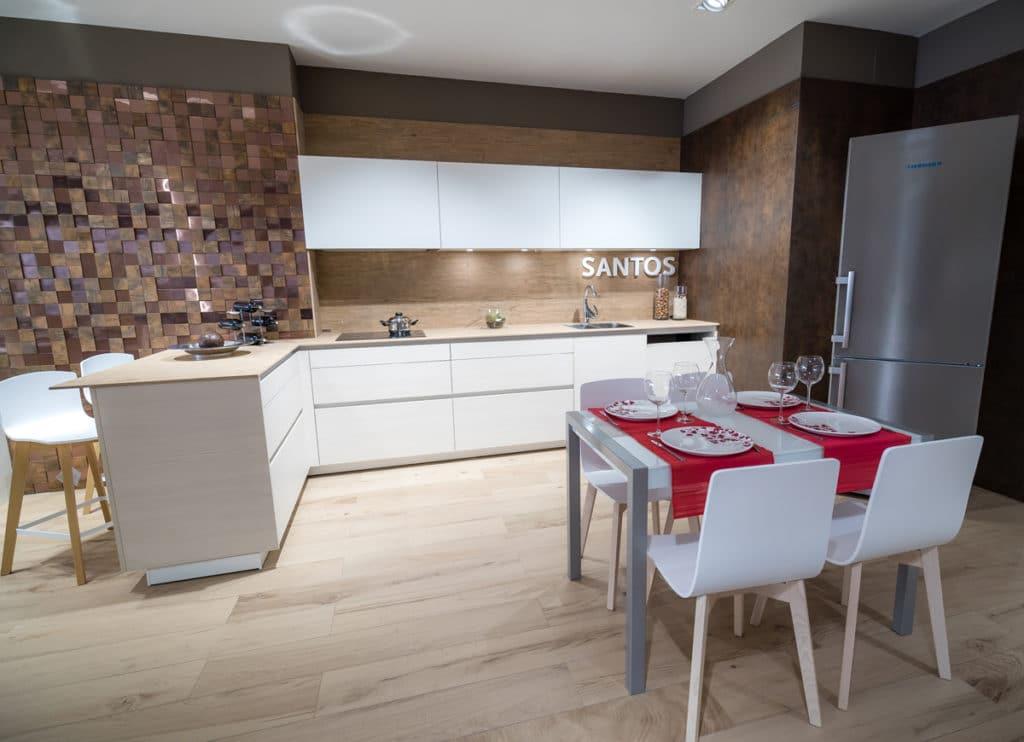 Oferta mobiliario de cocina santos en madrid