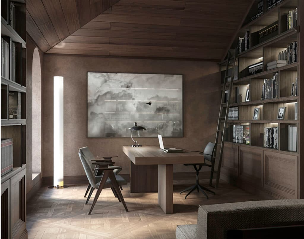 Proyectos de Interiorismo Con STUA