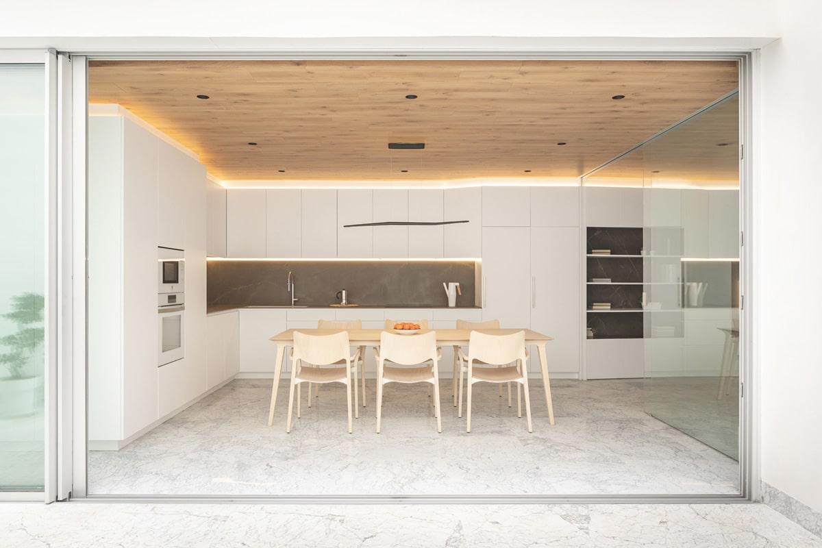 Proyecto STUA y Cocinas Santos